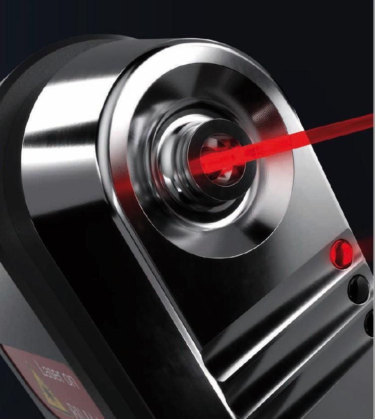 Blum Laser Tool Measurement